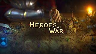 heroes at war играть