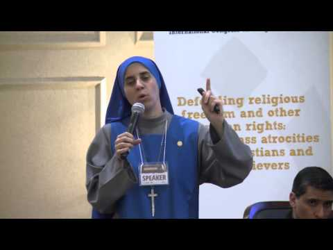 #WeAreN2016NY -Testimony Sister Guadalupe (English Version)