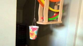 """Easy"" Rube Goldberg machines"
