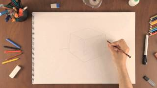 Cómo dibujar un cubo de hielo : Aprende a dibujar como un profesional
