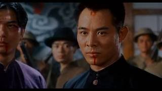 Fist of Legend : Jet Li Vs General Fujita
