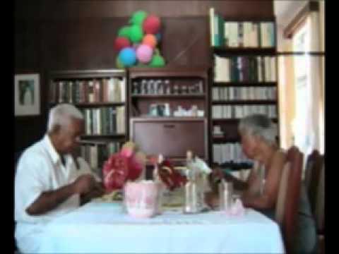 Videos famille du 1er Janvier 2006  Beau Bassin Maurice.