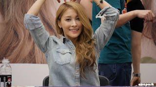 150528 카라KARA IN LOVE 발매기념 팬싸인회  박규리컷