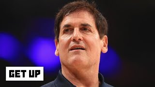 Mark Cuban says the NBA markets its players better than the NFL | Get Up