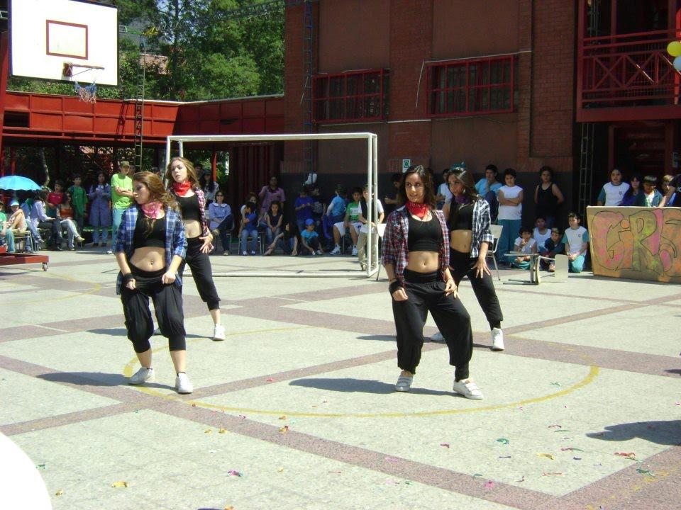 Baile alianza roja - 2 part 4