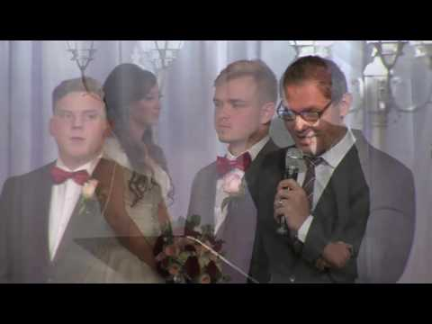 David & Innessa Wedding 2016