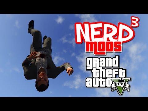 Nerd³ Mods... GTA V - I Predict A Riot