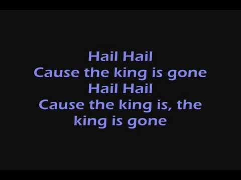Kiss The Ring - My Chemical Romance - Lyrics