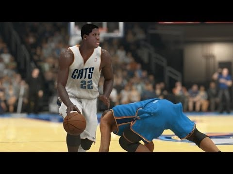 NBA 2K15 My League - Crazy Finish ft. Jabari Parker vs ... Jabari Parker Nba 2k14
