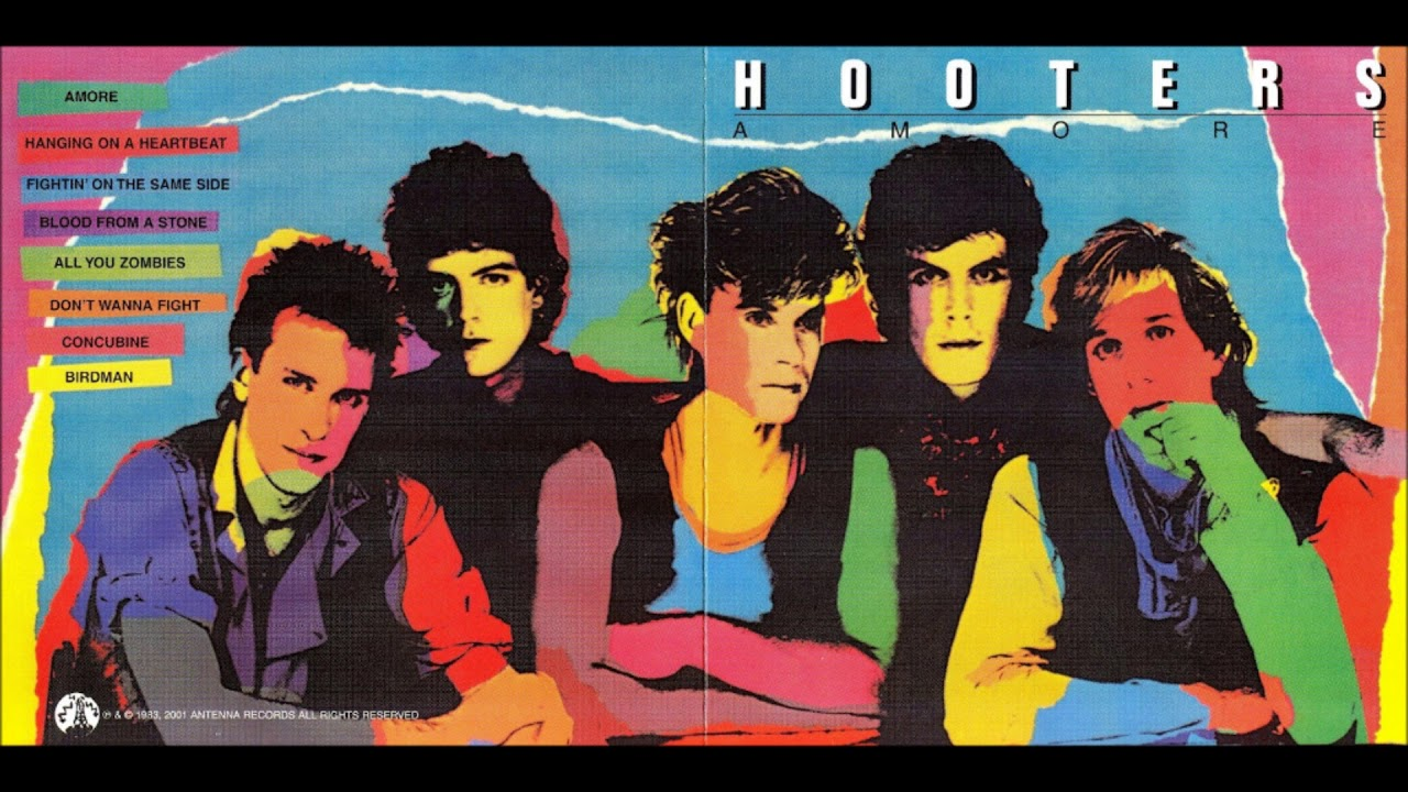 THE HOOTERS - Fightin' On The Same Side ('83; original album version) -  YouTube
