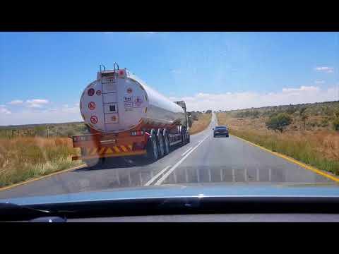 Windhoek to Hosea Kutako International Airport 2018.HD