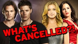 Your Favorite Show is Cancelled?!