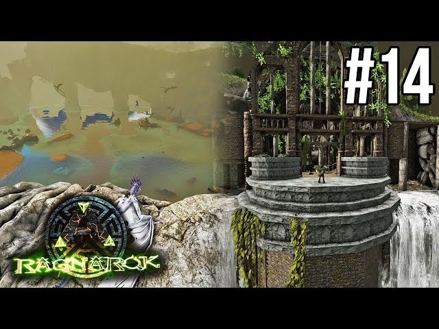 VERBORGEN TEMPEL & NIEUW WYVERN NEST - ARK Ragnarok #14