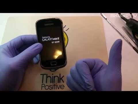 Samsung Galaxy mini 2 S6500 - HARD RESET
