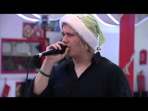 Big Brother Suomi 2012 - Markus karaoke