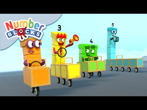 @Numberblocks - Odds Vs Evens   Learn To Count