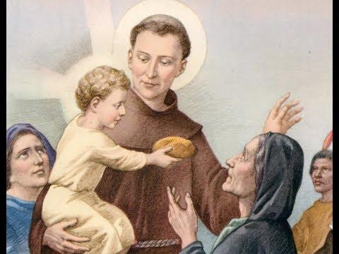 Tredicina S. Antonio da Padova con scritti della vita del Santo - Secondo Giorno