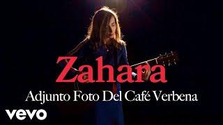 Zahara - Adjunto foto del café verbena (Live) | Vevo Official Performance