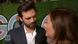 Sebastian Stan - Entertainment Tonight interview