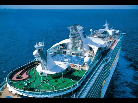 Royal Caribbean's Mariner of the Seas - Singapore