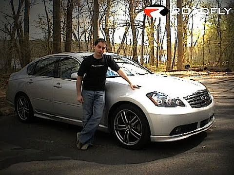 2007 infiniti m45 car review youtube. Black Bedroom Furniture Sets. Home Design Ideas