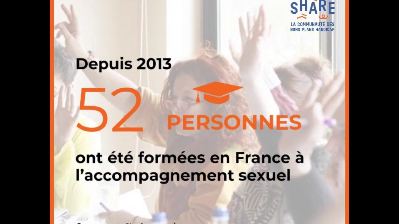 Handicap et sexualité : l'accompagnement sexuel : on en est où en France ?