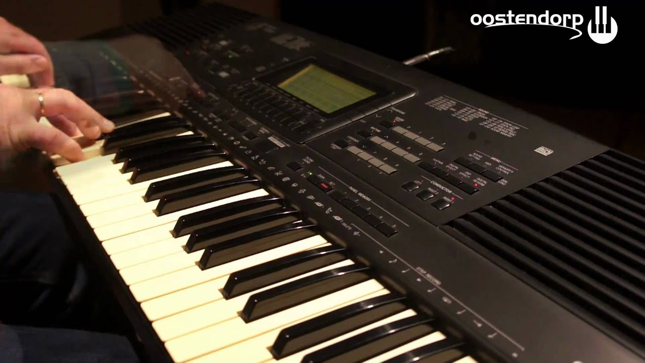 Инструкция kn 720 синтезатор
