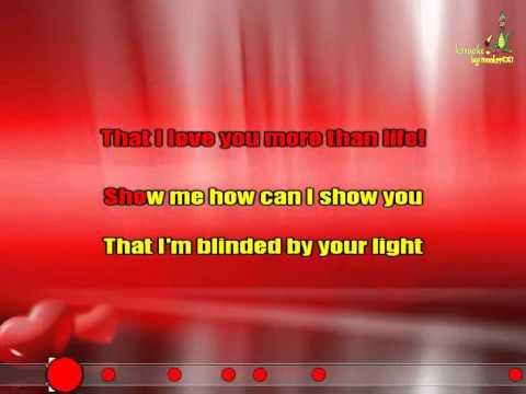 Love To Be Loved - Karaoke - Marc Terenzi