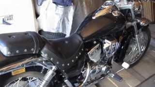 Заміна олії на мотоциклі LIFAN LF250, Yamaha XV250 Virago Oil change