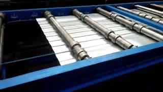 видео Линия по производству профнастила, сырье