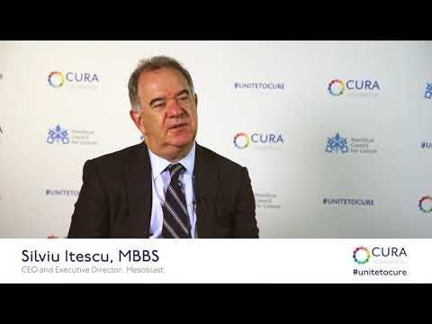 Unite To Cure: Silviu Itescu, MBBS