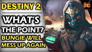 DESTINY 2 | WHAT'S THE POINT IN BUNGIE'S APOLOGIES? THEY MAKE THE SAME MISTAKES OVER AND OVER AGAIN!