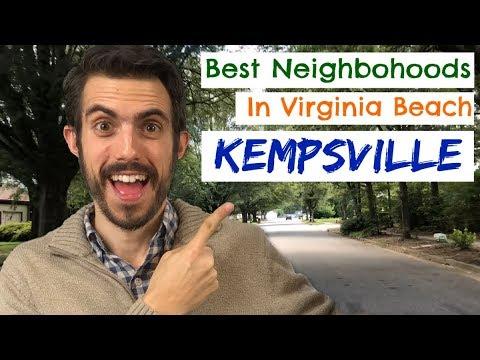 Best Neighborhoods In Virginia Beach - Kempsville