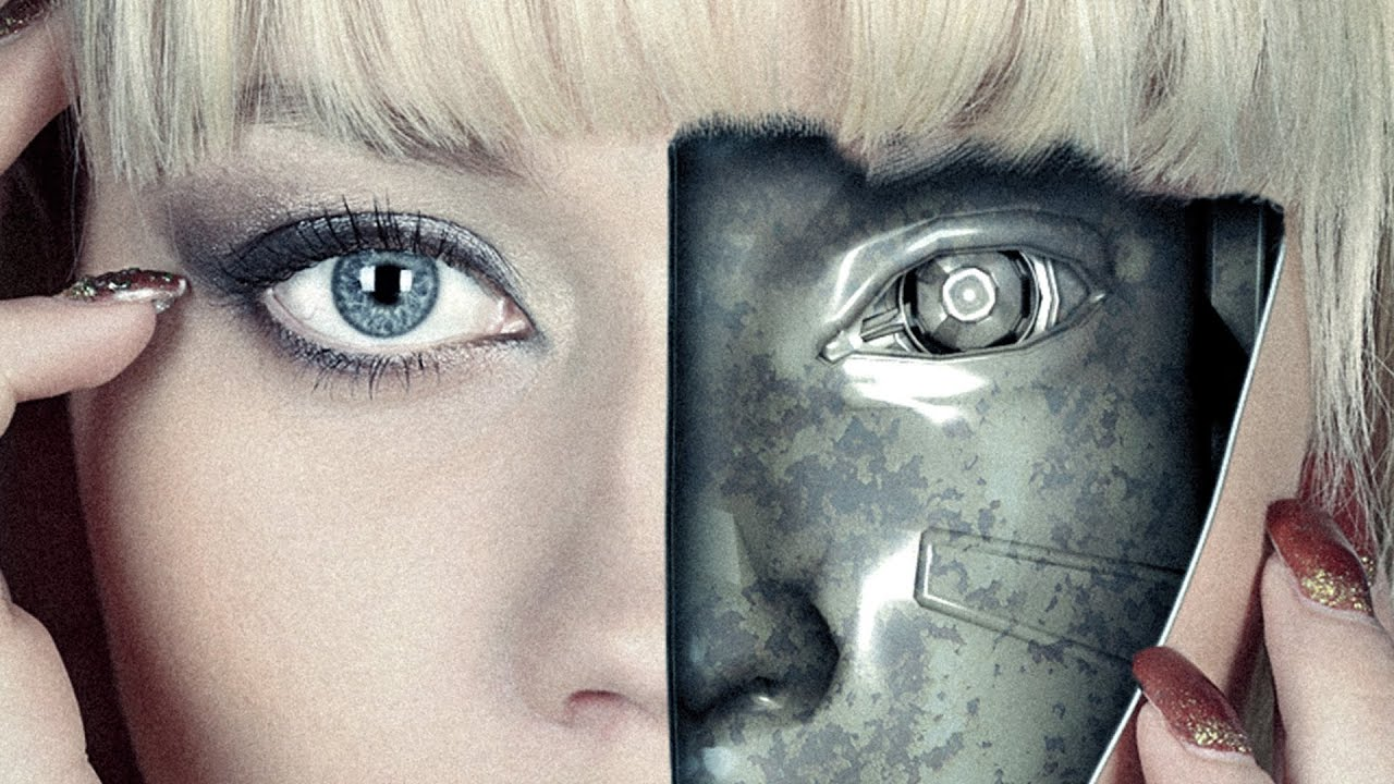 Create a Robot Girl in Photoshop CS6 Extended Cyborg Video ...