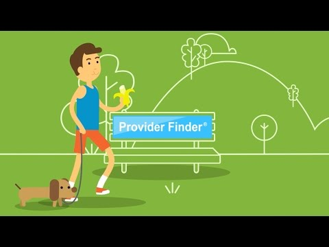 Provider Finder® for Blue Cross and Blue Shield of Oklahoma PPO members