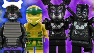 LEGO NINJAGO LEGACY PART 3 - TRAILER - MARCH OF THE ONI