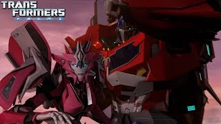 The Tragedy of Elita One - Transformers Prime