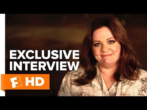 My First Time with Melissa McCarthy (2016) - Celebrity Interview HD