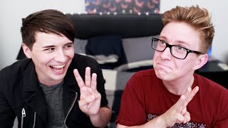 Repeat youtube video Dan and Tyler play NEVER HAVE I EVER!