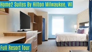 Home2 Suites By Hilton Full Resort Tour | Milwaukee, WI