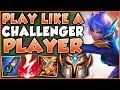 HOW TO PLAY NIDALEE LIKE A CHALLENGER PLAYER IN SEASON 9 - League of Legends