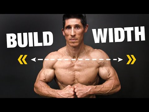 How to Get Wider Shoulders (FAST!!)