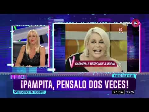 Aparecieron los problemas entre Pampita y Roberto García Moritán