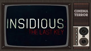 Insidious: The Last Key (2018) - Movie Review