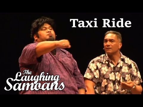 "The Laughing Samoans - ""Taxi Ride"" from Crack Me Off"