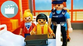 Playmobil Kankenhaus Film deutsch   Was ist in dem geheimen Koffer?   Playmobil Film deutsch