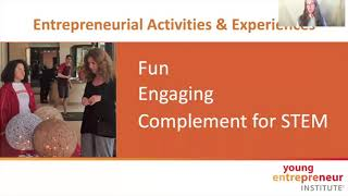 Afterschool Entrepreneurship 101