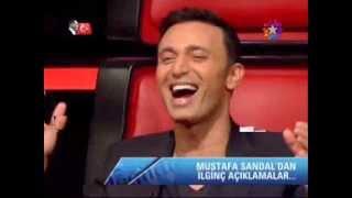 Mustafa Sandal Özbekistan konseri ve röportaj - 3 (Mayıs 2013)
