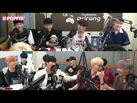 [K-Poppin'] 바시티(VARSITY)'s Full Episode on Arirang Radio!