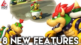 8 Great New Features for Mario Kart 8 Deluxe